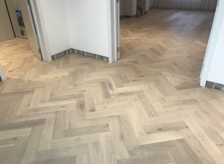 Engineered Herringbone Flooring